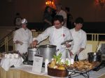 Chef Albert Ponzo of Le Select's Seafood Chowder