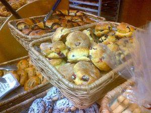 Scones at Harbord Bakery