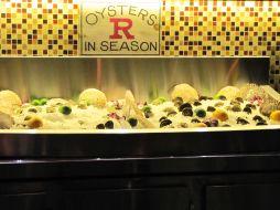 Oysters bar Snug