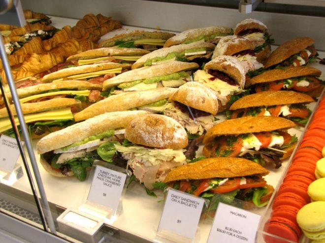 sandwiches nadege