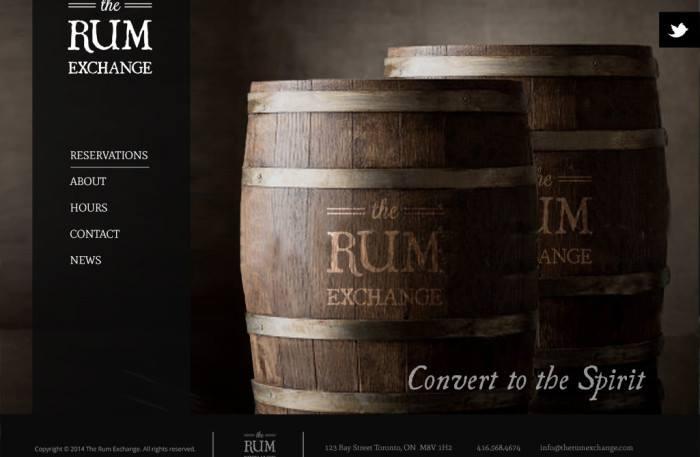 rum exchange official