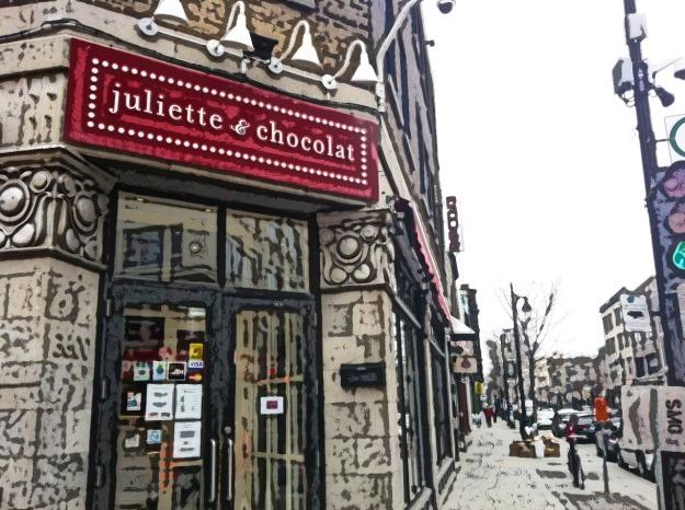 Juliet et Chocolat