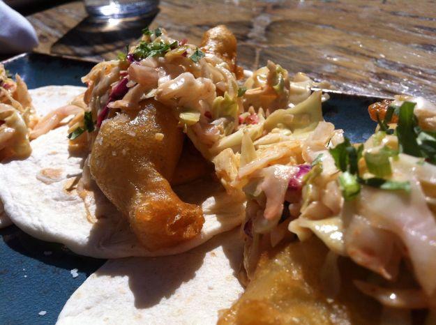 El Catrin Fish Tacos