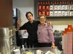 Patrick & General Manager Meaghan