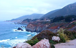 Coast of California
