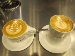 Latte Masterpieces