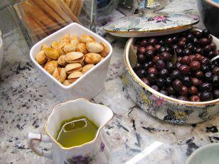 Pistachios Olive Oil