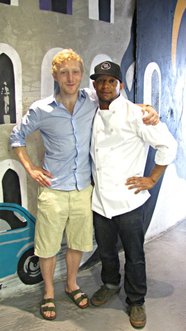 Manager & Chef